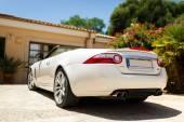 Jaguar XKR — Stock Photo