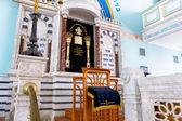 синагога в риге — Стоковое фото