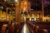 Synagoge in budapest — Stockfoto