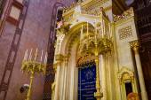 Synagogue in Budapest — Stock Photo