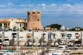 Marina auf Mallorca — Stockfoto