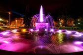 Fountain near the dramatic theater — Stock Photo