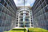 Berlin Bundestag Chancellery — Stock Photo