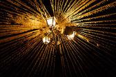 La luz de la farola — Foto de Stock