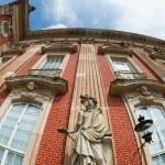 Details facade of New Palace Sanssouci — Stock Photo #64073375