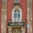 Details facade of New Palace Sanssouci — Stock Photo #64073167