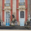 Details facade of New Palace Sanssouci — Stock Photo #64073177