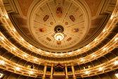 Dresden opera house indoor — Stock Photo