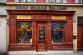 Shop Riga balsam beverage — Stock Photo