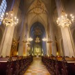 Church of St. Augustine in Vienna — Stock Photo #69199153
