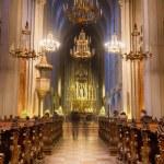Church of St. Augustine in Vienna — Stock Photo #69203437
