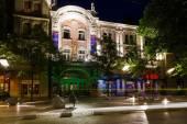 Budapest Operetta and musical theatre — Stock Photo