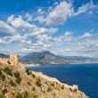 View of old Castle in Alanya, Turkey — Stock Photo #78599124