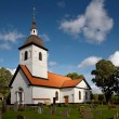 Vardinge church, Sweden — Stock Photo #56948327