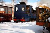 Locomotive number 8 Emsfors, — Foto de Stock