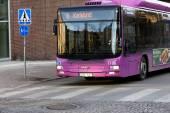 City bus — Stock Photo