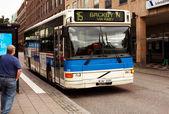 Public transport, Vasteras, Sweden — Стоковое фото