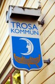 Trosa municipality, Sweden — Stock Photo