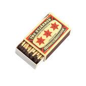 Matchbox Three stars — Stok fotoğraf