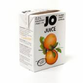 JO ORANGE JUICE — Stockfoto