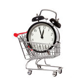 Buying time — Stock Photo