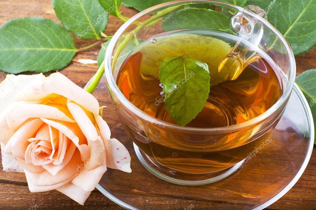 Мятный чай как сделать