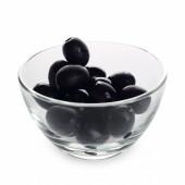 ブラック オリーブ — ストック写真