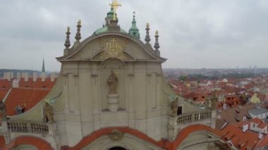 Hauptstadt prag — Stockvideo