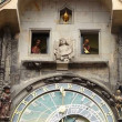 Prague astronomical clock — Stock Video #59083777