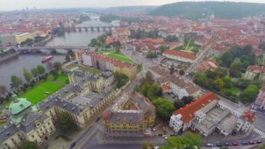 Prague Castle — Stock Video