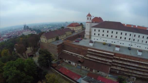 Chateau de prague — Vidéo