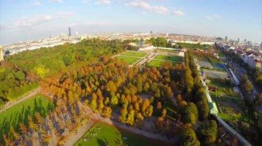 City park — Stock Video