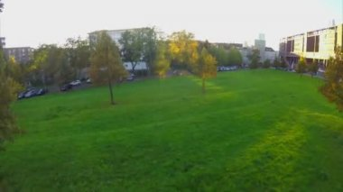 Köln skyline — Stockvideo