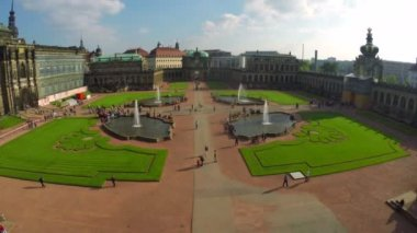 Dresden, Royal Palace — Stock Video
