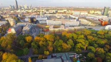 City skyline, Austria, Vienna — Stock Video