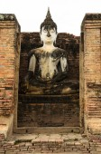 Statues of budda — Stockfoto