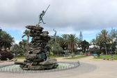 Guanchen-Denkmal — Stockfoto