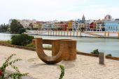 Sevilla spanje — Stockfoto