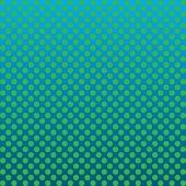 Beautiful background from circles vector illustration — Stockvektor