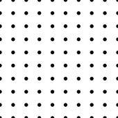 Okręgi w tle czarny wzór — Wektor stockowy