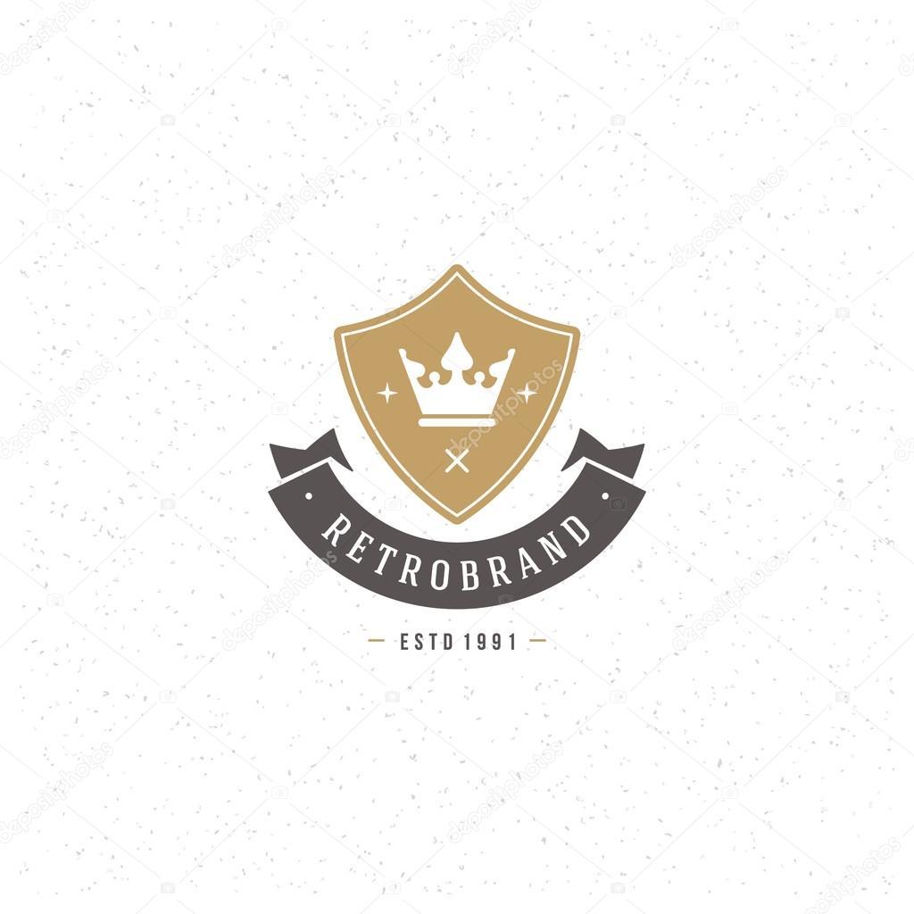 Crown Logo Design  5894 Free amp Customizable Files