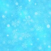 χριστούγεννα νιφάδες χιονιού φόντο — Φωτογραφία Αρχείου