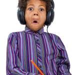 Child in shock. — Stock Photo #68779611
