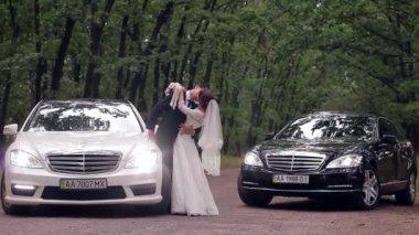 Wedding day. — Stock Video