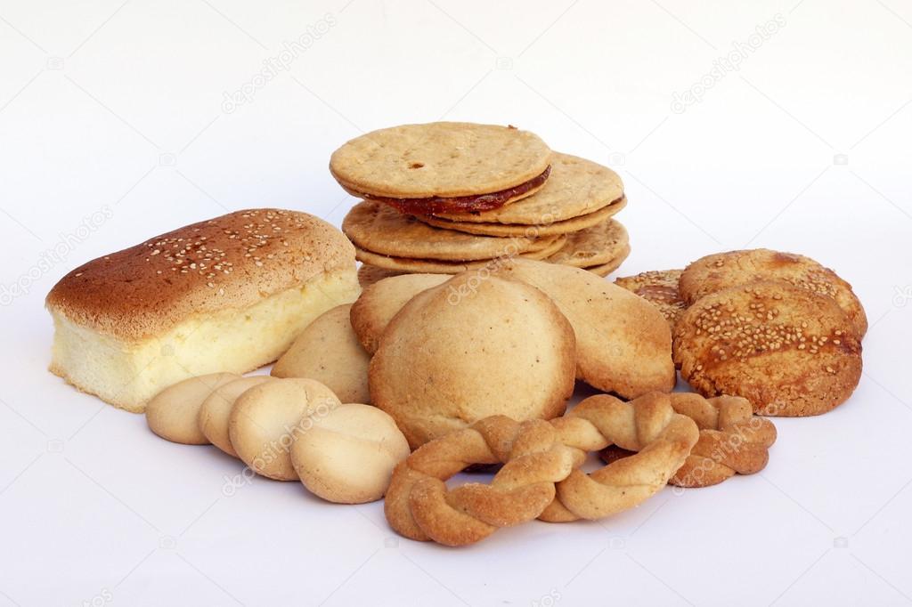 Raccolta di diversi tipi di pane fatto in casa dal per foto stock mirceadobre78 61447883 - Diversi tipi di pane ...