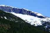 Mountains of Alaska (Peak) — Stock Photo