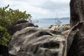 Famous The Baths on Virgin Gorda, British Virgin Islands — Stock Photo
