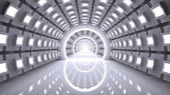 Modern Architecture Background futuristic interior — Stock Photo