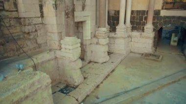 Beit Shean Ruins — Stock Video