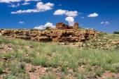 Pueblo Ruins in Wupatki National Monument — Стоковое фото